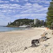 Burleigh Heads - Beach & Surf Club area