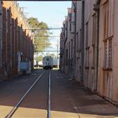 Ipswich Railyards - Laneways